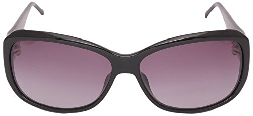 Givenchy Givenchy Oval Sunglasses (Black) (SGV-769|0700X|Medium)
