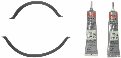 Fel-Pro OS30696  Oil Pan Gasket Set (Oil Pan Nissan Murano 2007 compare prices)