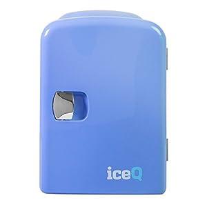 iceQ 4 Litre Mini Fridge - Blue