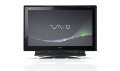 Sony VAIO VPC-L214FX/B 24-Inch All-in-One Desktop (Black)