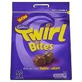 Cadbury Twirl Bites 165g