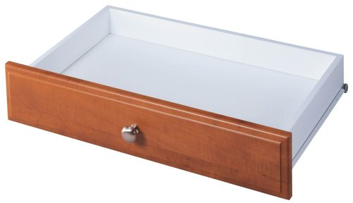 Easy Track RD2504-C Deluxe Drawer, Cherry, 4-Inch