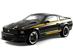 2008 Shelby Terlingua Team Need For Speed Black 1/18