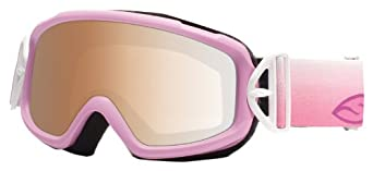 Smith Optics Sidekick Goggle (Pink Flutterby Frame, RC36 Lens) $7.99