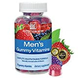 Nutrition Now Men's Gummy Vitamin 70 CHEW ( Multi-Pack)