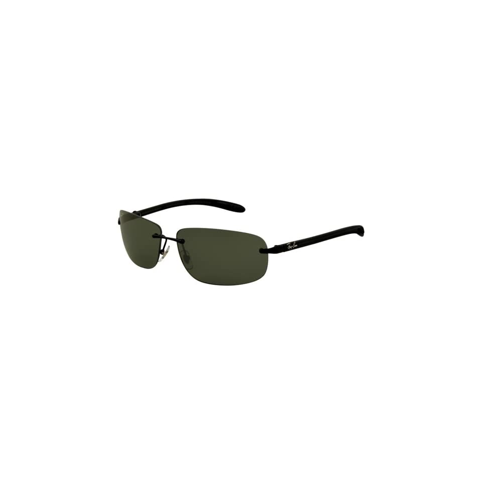 673d0a6856 RAY BAN SUNGLASSES RB 8303 BLACK 002 9A RB8303 on PopScreen