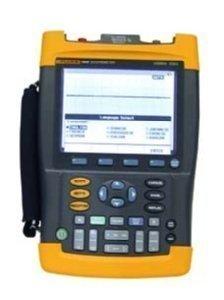 Fluke 196B/S 196 B/S 100MHZ Portable Oscilloscope Scopemeter MultiMeter Meter Tester Test Equipment