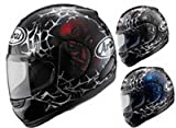 31JkLpeKAKL. SL160  Arai Profile Sinister Replica Helmets X Large Sinister Blue