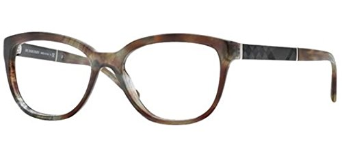 Burberry BE2166 Eyeglasses-3470 Spotted Gray-54mm