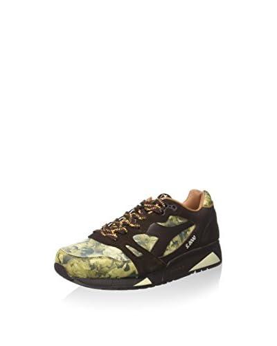 Diadora Sneaker S8000 Foliage Pack braun/beige