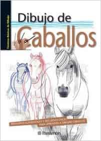 Dibujo de caballos (Spanish Edition): David Sanmiguel: 9788434241015