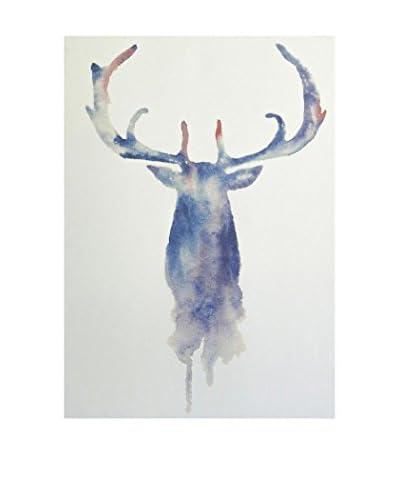 ReallyNiceThings Lienzo Deer Watercolour