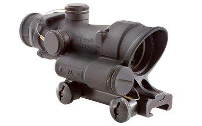 Trijicon Ta02 Acog Battery Illuminated Led Scope, Black Finish