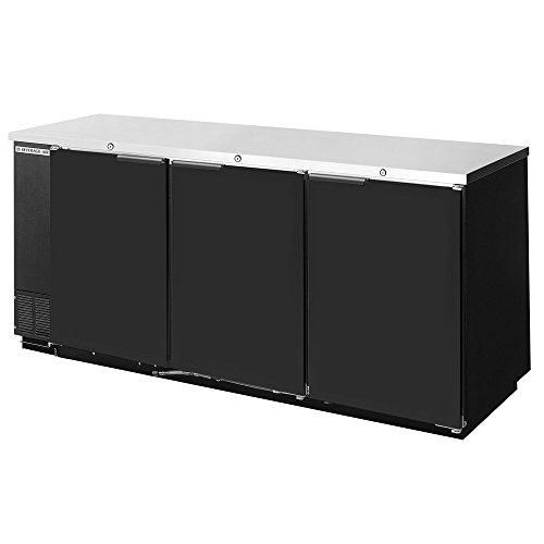 Beverage Air BB72Y-1-B-27 Refrigerated Backbar Storage Cabinet