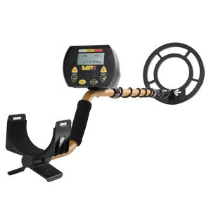 MPX Digital Metal Detector with 10 Inch Searchcoil