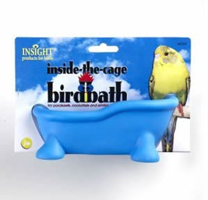 Cheap Brand New, JW Pet Company Insight Inside The Cage Bird Bath Assorted (Sale JW Pet Company – Small Toys) (MSS080-31319-RR|1)
