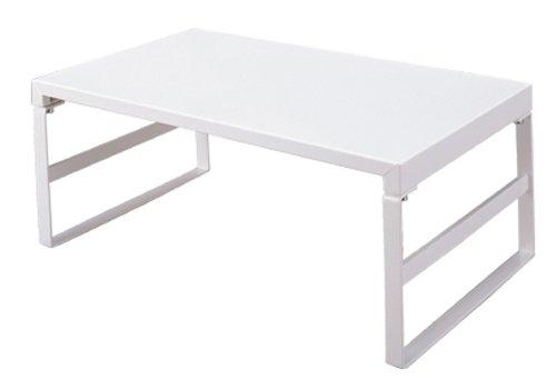 LIHIT LAB. TEFFA desk-W390 / high type white A7331-0
