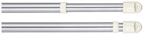 MORY きらきらポール 伸縮ものほし竿 直径25mm×1.4から2.5M SAE-2.5M
