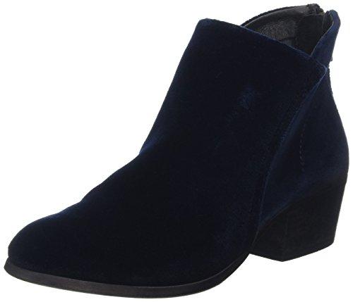 HudsonApisi - Stivaletti donna , Blu (Blu (Navy)), 38