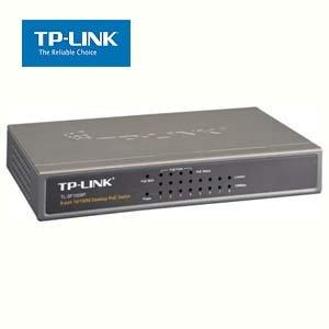 8-Port 10/100M Desktop Poe Switch,Tp-Link Sf1008P