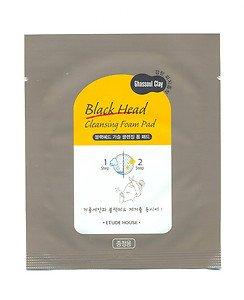 エチュードハウス Black Head Cleansing Foam Pad ブラック ヘッド フォーム パッド