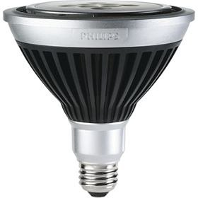 17 Watt - Led - Par38 - 4200K Cool White - Narrow Flood - 4300 Candlepower - 45 Watt Equal - Dimmable - Philips Enduraled 41019-1