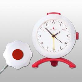 ベルマン アラーム 振動式目覚まし時計【これでアナタも遅刻知らず!】
