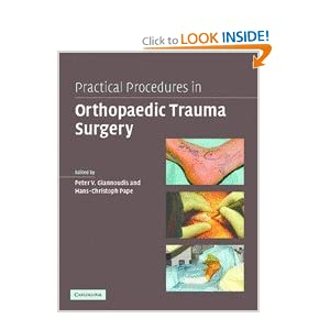Practical Procedures in Orthopaedic Trauma Surgery PDF by Peter Giannoudis