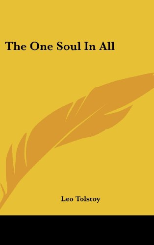 The One Soul in All