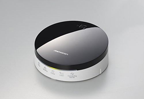 iRemocon WiFi(アイリモコンワイファイ) 【外出先から、自宅の家電を操作!快適センサーでお部屋の状況も確認できる学習リモコンの決定版! 】 IRM-03WLA