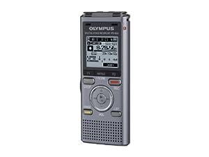 Olympus WS-832 Enregistreur numérique 4 Go Argent