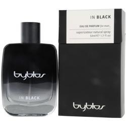 Byblos In Black by Byblos for Men 1.7 oz Eau de Parfum Spray