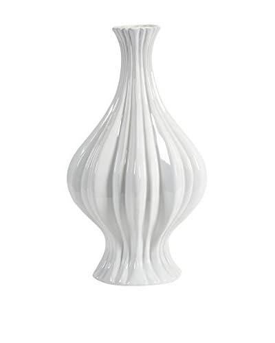 Large Carlson Vase, White