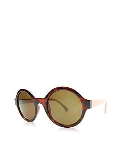 BENETTON Gafas de Sol 985S-02 (49 mm) Havana / Rosa