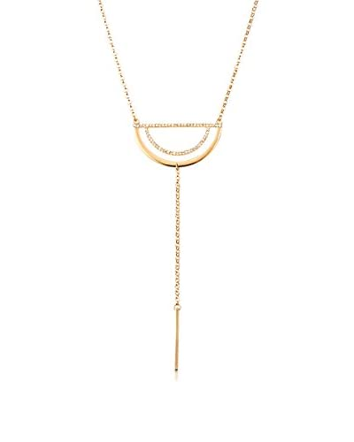 Andara Gold Moon Necklace