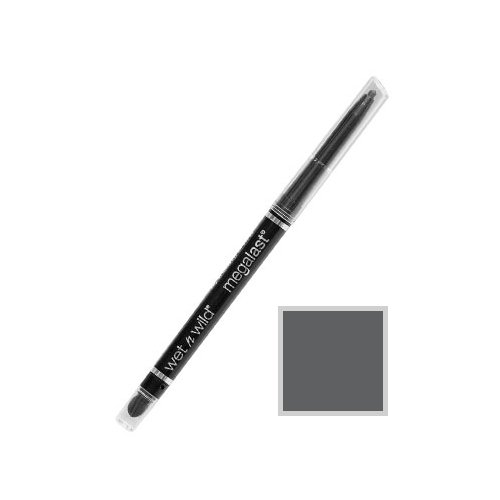 ウェットアンドワイルド MEGA LAST RETRACTABLE EYELINER Charcoal