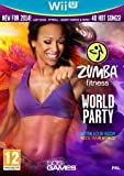 Zumba Fitness World Party Includes Fitness Belt (Wii-U)