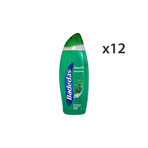 Set 12 BADEDAS Bagno EUCALIPTO RIEQUIL.500+250 Ml. Saponi e cosmetici