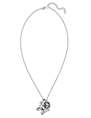 M&S Collection Butterfly & Jewel Embellished Charm Necklace