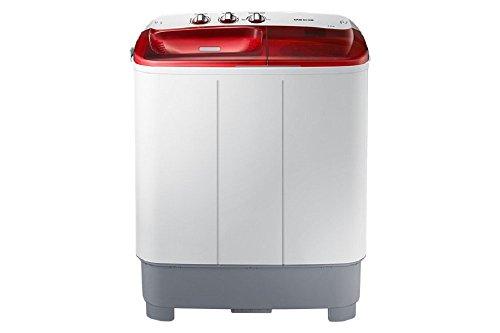 Samsung WT62H2500HP Semi-automatic Top-loading Washing Machine (6.2 Kg, Grey and Wine)