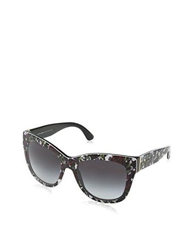 Dolce & Gabbana Occhiali da sole 4270 30198G (55 mm) Nero