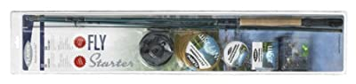 Fladen Outdoor Fly Fishing Set, 2.4m from Fladen