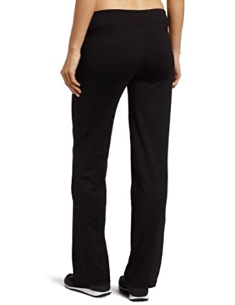 Champion Women's Dd Semi Fit Pant,Black,Medium