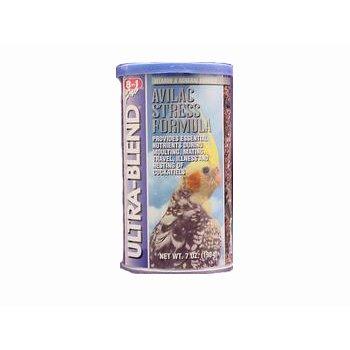 Cheap 2PK Cockatiel Ultrablend Avilac Stress Diet 7oz (Catalog Category: Bird / Large Hookbill Treats) (BEOC570)