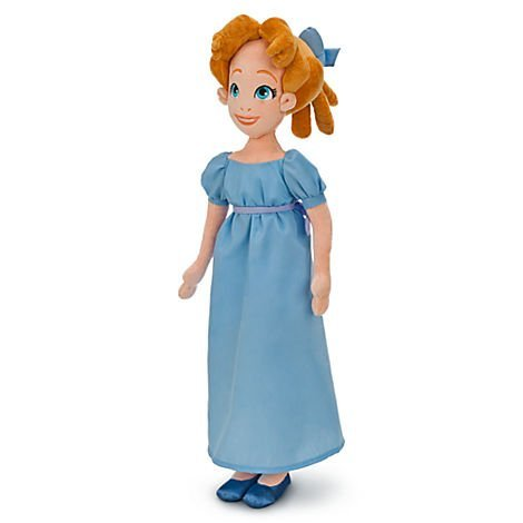 Disney Wendy Plush Doll From Peter Pan - 20''