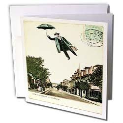 Florene Humor - Humorous Vintage French Postcard
