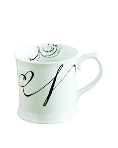 Rosanna Initially Yours Letter N Mug