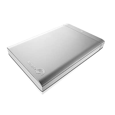 Seagate Backup Plus 1 TB USB 3.0 Portable External Hard Drive for Mac (STBW1000900)