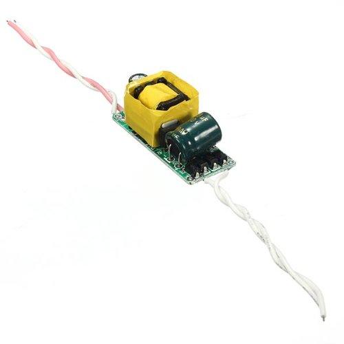 6W - 10W High Power Supply Led Driver Module 85V - 265V 300Ma