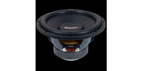 Boston Acoustics G312-44 12-Inch 375 Watt Rms Dual 4 Ohm G3 Series Subwoofer